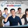 Luis Manzano, Elmo Magalona and others invite you to Vote Smart