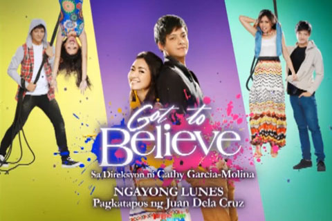 Meet Chichay and Joaquin of Got To Believe, airing on ABS-CBN's