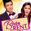 Bride for Rent poster with Kim Chiu and Xian Lim unveiled
