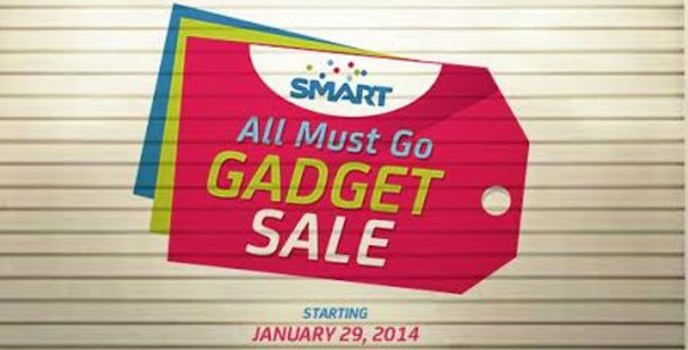 "SMART brings ""All Must Go"" Gadget Sale at the Jump Experience Center SM Megamall on Jan 29 to Feb 2!"