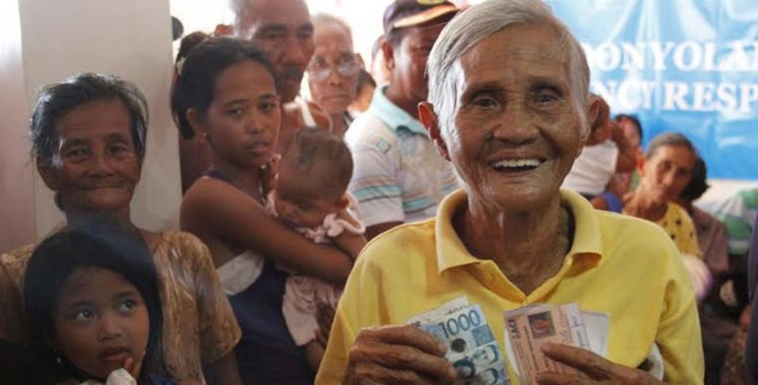 World Food Programme continues its support to boost recovery for the Yolanda survivors