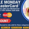 Enjoy 10% additional discounts in Lazada when you use MasterCard