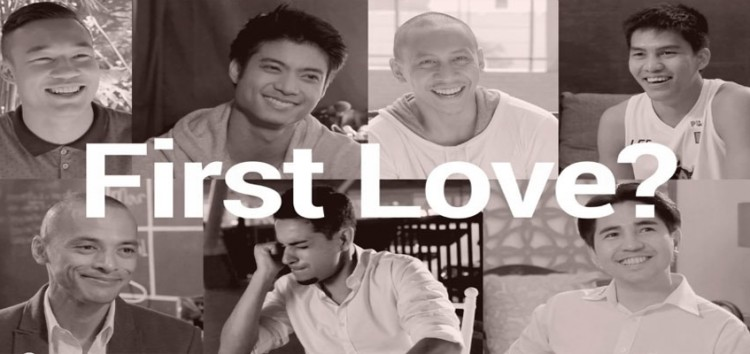 "Celebrities Sam YG, JC Intal, Mikael Daez, & Mikey Bustos talk about their ""First Love"""