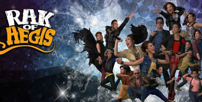 PETA pays tribute to the iconic OPM band Aegis with the rock comedy-musical Rak of Aegis