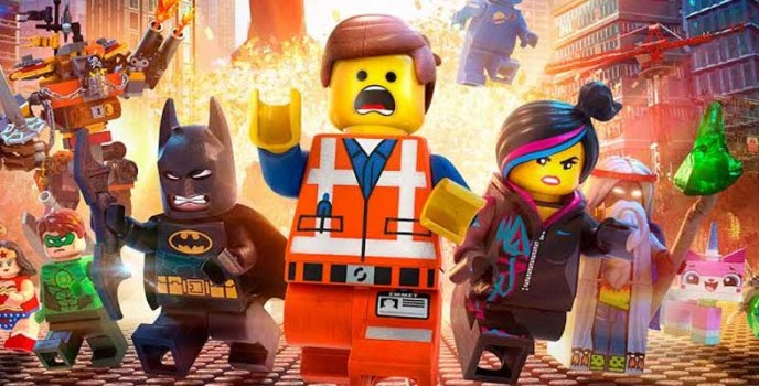 The Lego Movie gives you that 100% throwback feeling