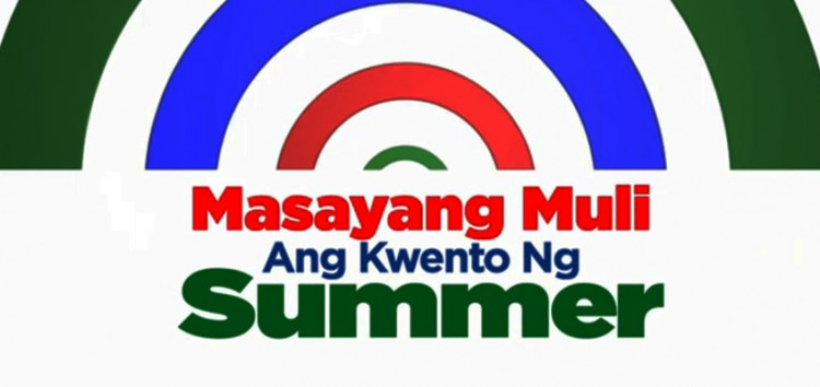 ABS-CBN gives a glimpse of the #PINASmile: Summer Station ID 2014
