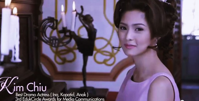 Kim Chiu plays Isabelle in ABS-CBN's Ikaw Lamang