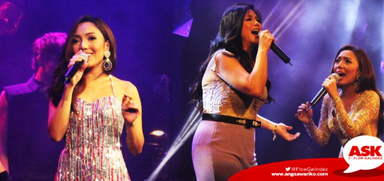 Snapshots: Jonalyn Viray celebrating 9 fruitful years with Fearless Concert