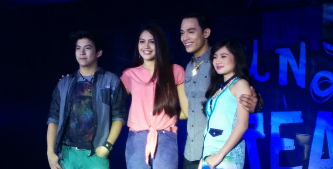 Nash Aguas, Jane Oineza, Ella Cruz and Diego Loyzaga join the B.U.M. Equipment family