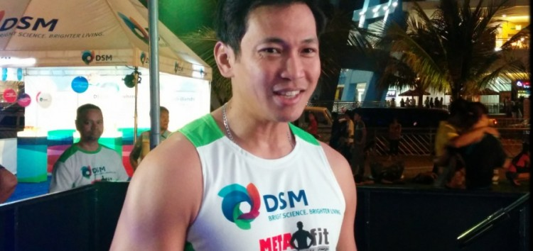 Royal DSM advocates for healthy living with Metabolic Fit Camp 2014 campaign