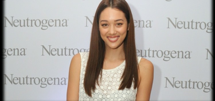 Kim Jones joins Neutrogena in promoting beautiful and healthy skin