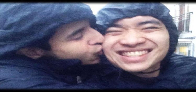 ABS-CBN News Reporter Ryan Chua officially in relationship with Sebastian Castro