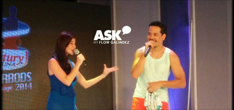 John Lloyd Cruz lost 18lbs in the Century Tuna Superbods Super Challenge