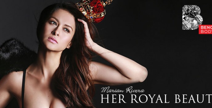 Marian Rivera reigns supreme as the new face of Bench Body