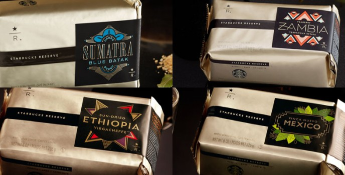 Starbucks introduces 4 Starbucks Reserve coffees in selected branches