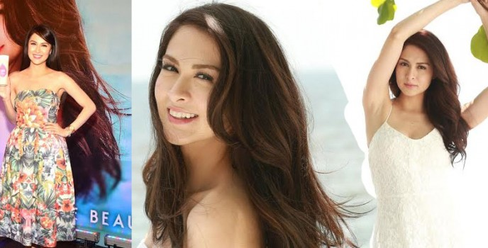 Marian Rivera endorses Hana Shampoo