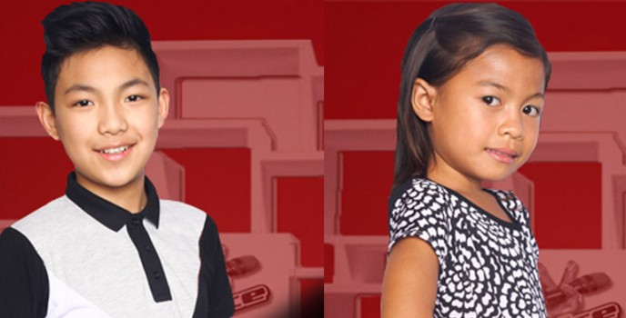 Sarah Geronimo takes Darren Espanto and Lyca Gairanod to the semi-finals of The Voice Kids Philippines