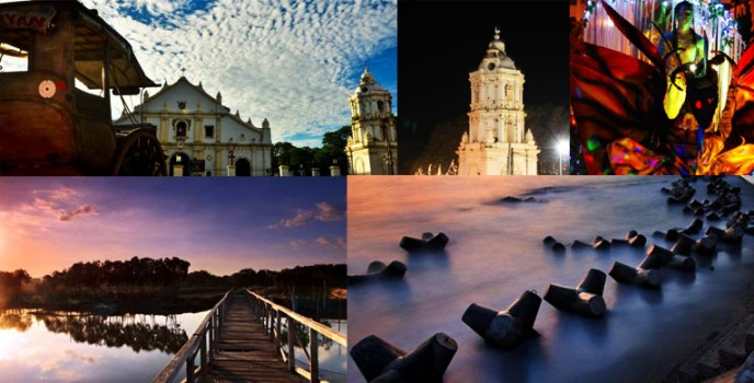 Vigan City made it to the New 7 Wonders cities