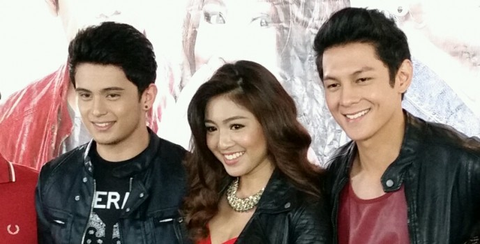 Full trailer of Talkback and You're Dead with James Reid, Nadine Lustre and Joseph Marco