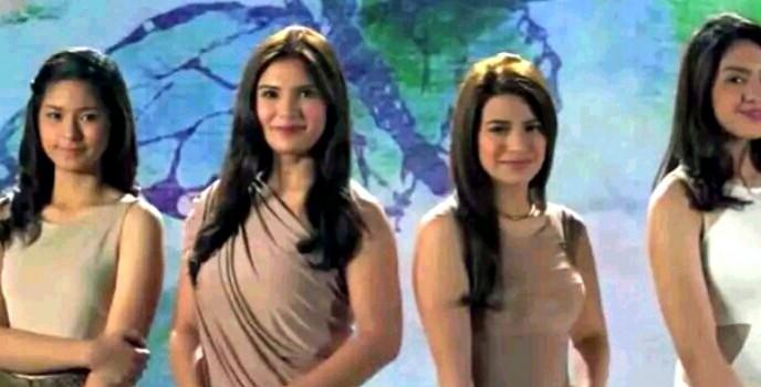 Vina Morales, Denise Laurel, Jane Oineza and Loisa Andalio star in Nasaan Ka Nang Kailangan Kita