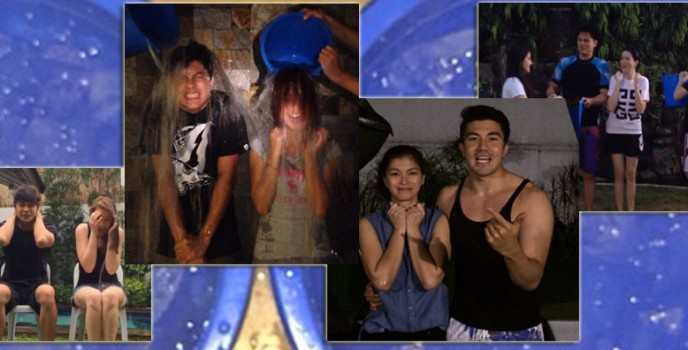 Top 5 Kapamilya Couples/Love Team who accepted the ALS Ice Bucket Challenge