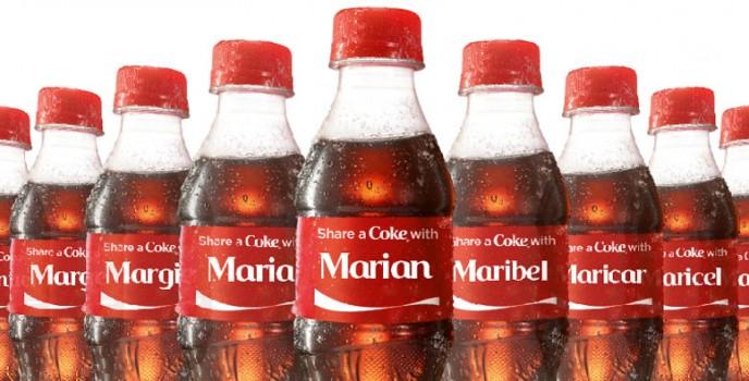 Share A Coke visits Davao, Batangas, Cagayan de Oro, Cebu, Makati and Eastwood on Aug 23-24!