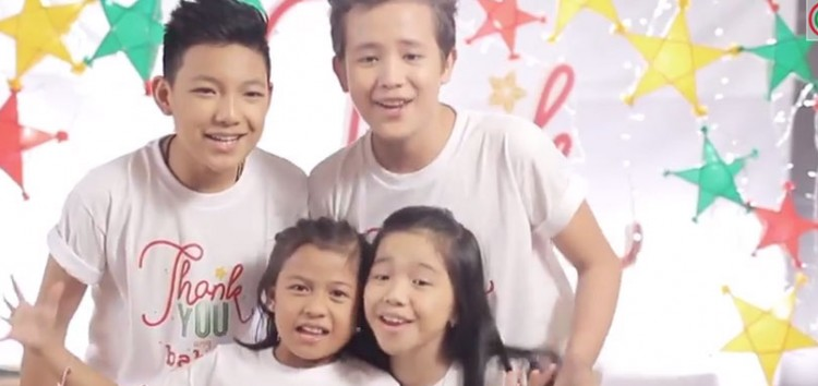 VIDEO: Thank You, Ang Babait Ninyo – The ABS-CBN Christmas Station ID 2014 Theme Song