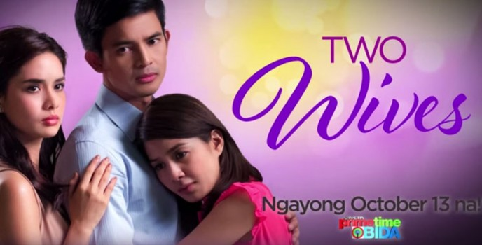 Two Wives airs on Oct 13 after Ikaw Lamang
