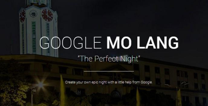 When in doubt, #GoogleMoLang!