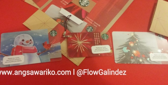 Starbucks Philippines unveils 3 new limited edition Starbucks Holiday Cards