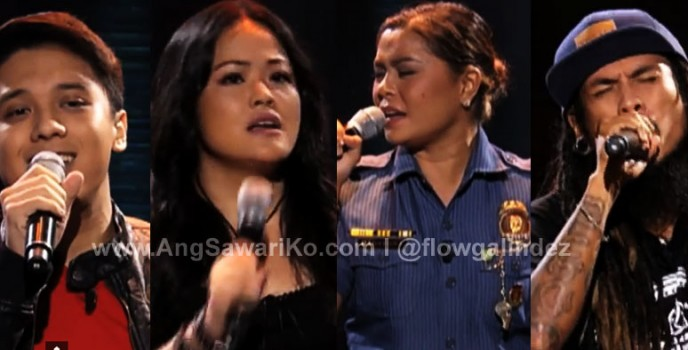 The Voice of the Philippines Season 2 kicks off with coaches with 1 teammate each