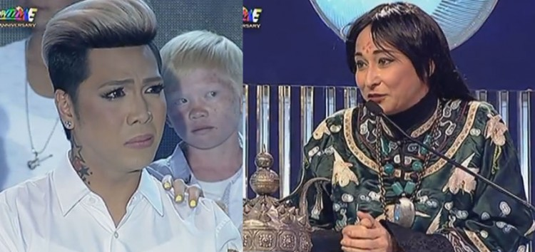 Cherie Gil apologizes to Vice Ganda after his heartwarming Magpasikat performance in It's Showtime