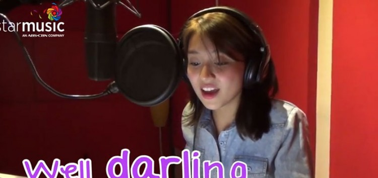 Kathryn Bernardo officially a recording artist of Star Music!