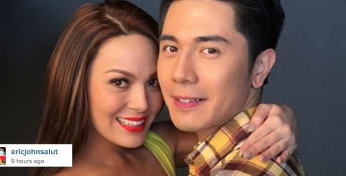 What gift will KC Concepcion and Paulo Avelino will be exchanging in the TV series Give Love on Christmas Day