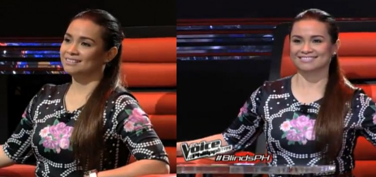 Did Lea Salonga regret not turning her chair to Darren Espanto during The Voice Kids?