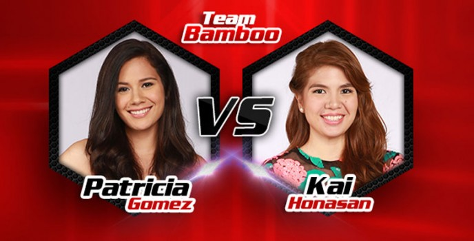 Kai and Patricia are moving together in the Knock Out round!