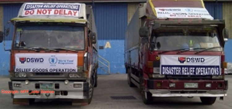 WFP supports PH Gov't's humanitarian response to Typhoon Ruby affected areas