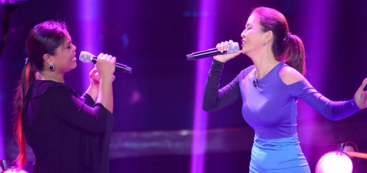 Arnee Hidalgo and Janet Cadayona both moving to the Knock Outs of The Voice