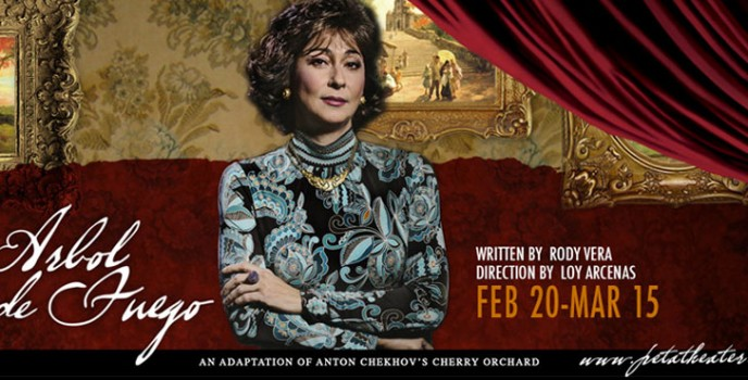Cherie Gil returns on stage with PETA's Arbol de Fuego