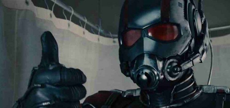 Marvel Studios releases ANT-MAN teaser trailer and poster