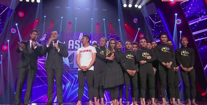 Breaking News: El Gamma Penumbra wins Asia's Got Talent
