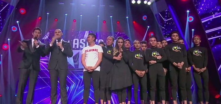 Breaking News: El Gamma Penumbra wins Asia's Got Talent