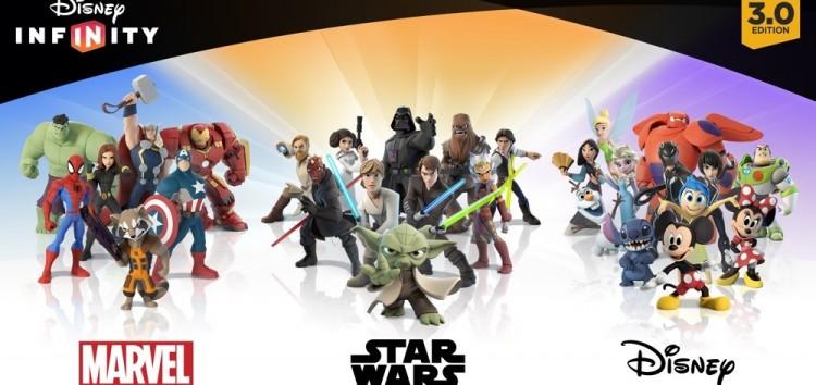 Feel the force of Star Wars in Disney Infinity 3.0