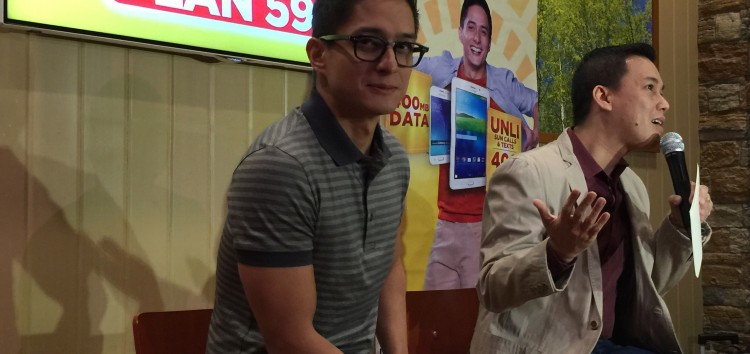 Ryan Agoncillo is Sun's newest endorser
