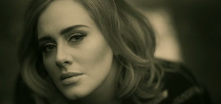 "Adele is back with ""Hello"" music video!"