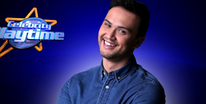 Luis Manzano replaces Billy Crawford as Celebrity Playtime host