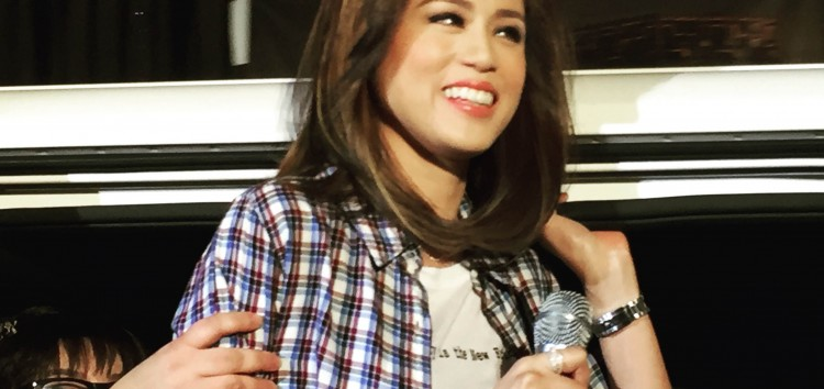 Toni Gonzaga shares her favorite model in the ACER Professional series