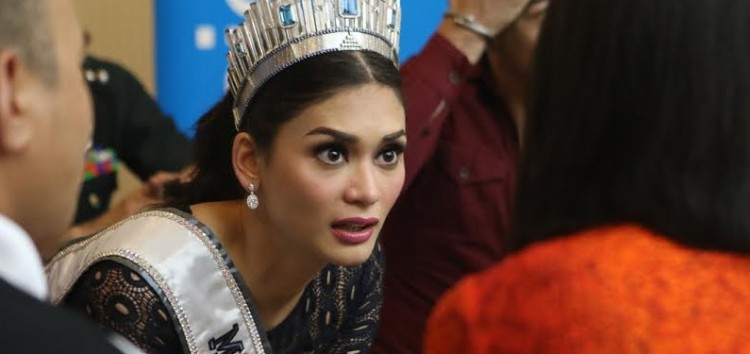 Miss Universe 2015 Pia Wurtzbach advocates for HIV awareness and testing