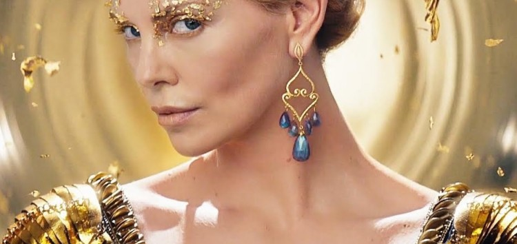 """Charlize Theron is back as Queen Ravenna """"The Huntsman: Winter's War"""""""