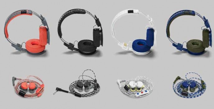 Enjoy the summer beat with the new Urbanears Active collection
